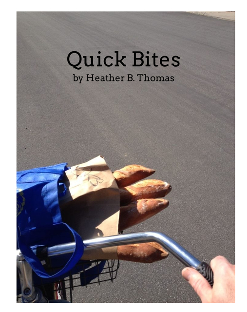 QuickBites cookbook