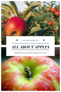 all about apples from sloCooking.net
