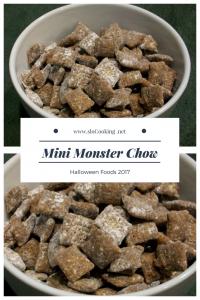 Monster Chow sloCooking.net HalloweenFoods2017