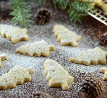 A VIRTUAL VEGAN_ PineNeedleShortbread