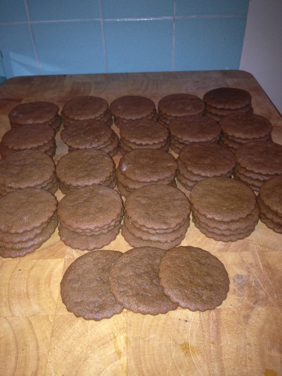 Peparkaker Cookies from sloCooking.net