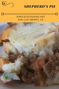 Shepherd's Pie by sloCooking.net