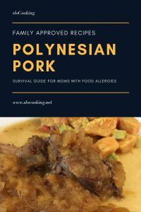 Polynesian Pork Roast from sloCooking.net #slowcooker #crockpot