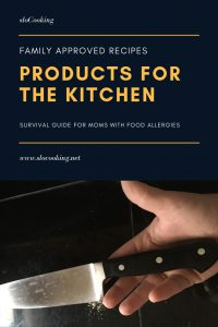 Products for the Kitchen from sloCooking.net