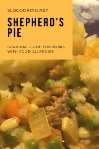 Shepherd's Pie by sloCooking.net #casserole