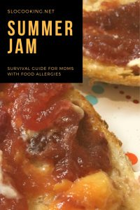 Freezer Jam from sloCooking.net #jam #jelly #preserves