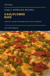 Cauliflower Bake from sloCooking.net