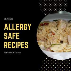 gluten free orzo and chicken salad from sloCooking.net
