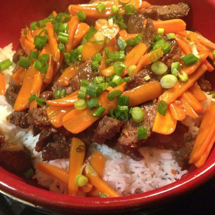 Oriental Beef from sloCooking.net #allergysafe #dairyfree #glutenfree #recipes