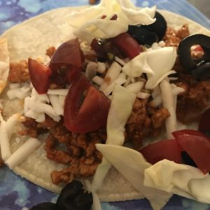 Fast school night tacos from sloCooking.net