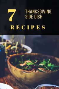 Thanksgiving Sides from sloCooking.net #sides #thanksgiving